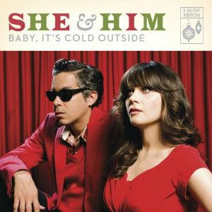 彼女と彼のクリスマスBaby,It'sColdOutside外は寒いんだってばよ
