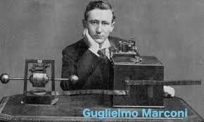 イタリアの発明家グリエルモ・マルコーニ