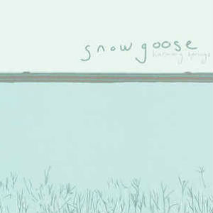 SnowgooseのHarmonySpringsが心地よい曇り空の日にも春はあるのデス