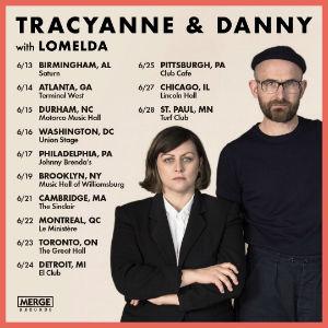 爽やか秋フォークCellophaneGirlが素敵Tracyanne&Dannyのハゲ最高♪