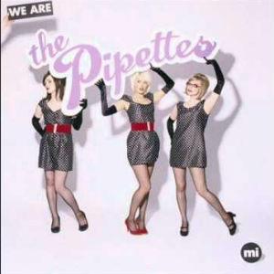 ThePipettesのOneNightStandはっちゃけ3人娘に元気をもらっちゃお