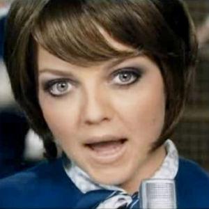 ちょっと気になるドイツの歌姫AnnettLouisanの電話交換の女がグッド
