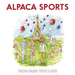 AlpacaSportsの爽やか甘めポップWithoutYouで恋の予感を妄想中w